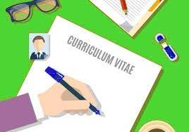 Como llenar un curriculum vitae