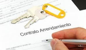 Llenar un contrato de arrendamiento